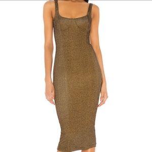 NWT Revolve Capulet Lola Bustier Bodycon Dress
